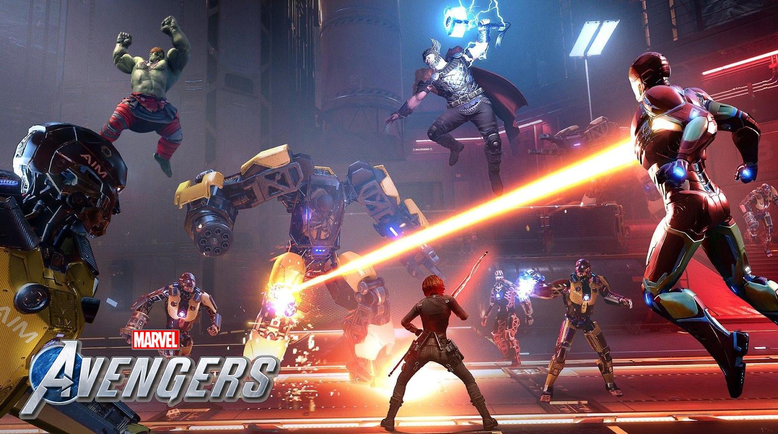 Marvel's Avengers (Multi) tem tudo para ser o maior game de super-heróis da  história - GameBlast