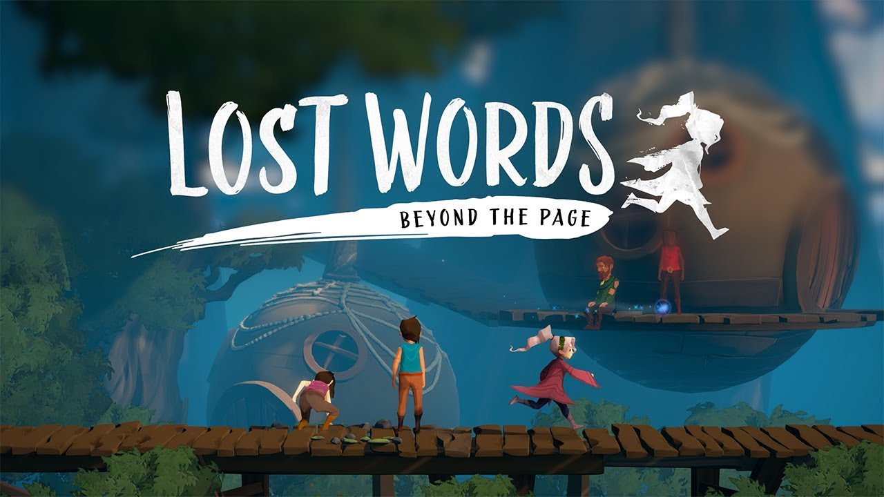 Lost Words: Beyond the Page (Multi) será lançado em 6 de abril - GameBlast