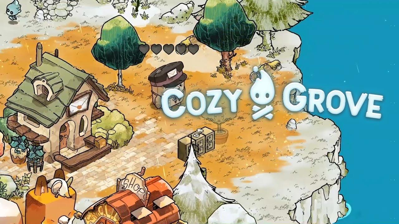 Cozy Grove, jogo sobre acampamento mal-assombrado, chega ao Switch no dia 8  de abril - Nintendo Blast